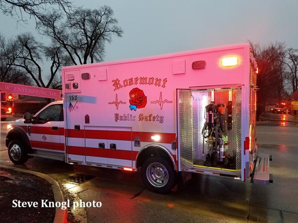 Rosemont FD Ambulance 168