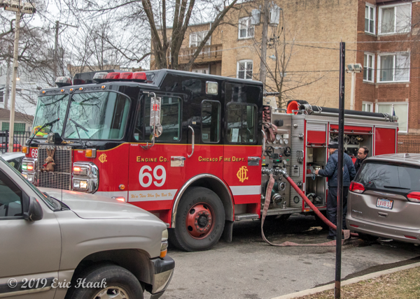 Chicago FD Engine 69