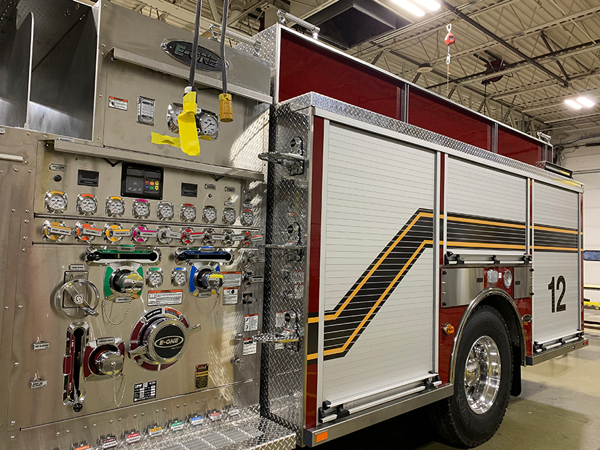 Calumet City FD Engine 12