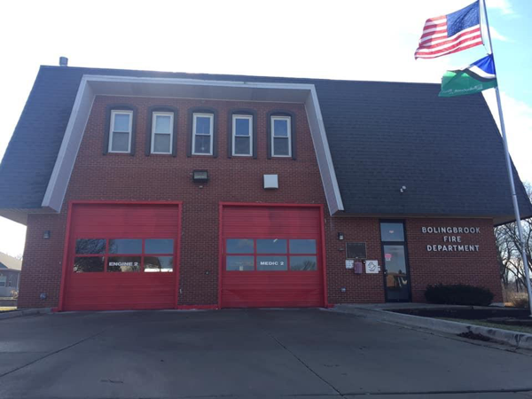 Bolingbrook FD Station 2
