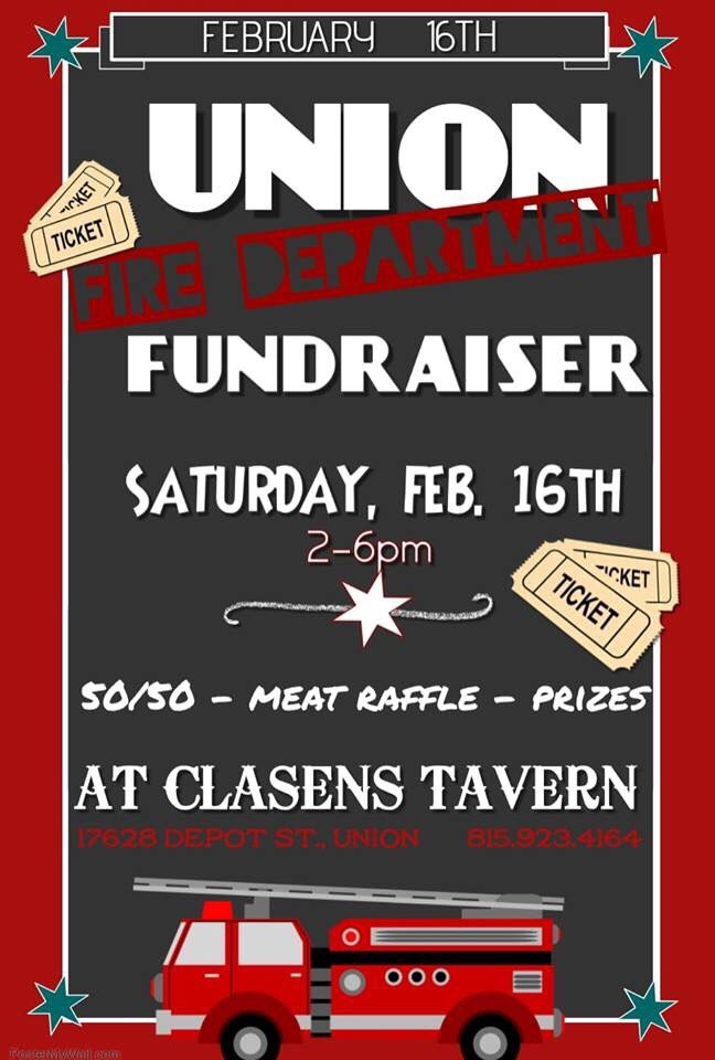 Union Fire Department Fundraiser
