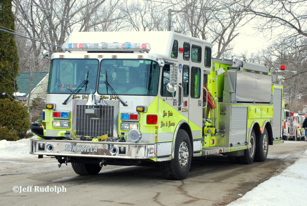 Fox Lake FPD Tanker 2264