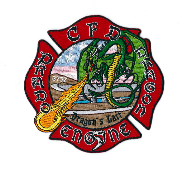 Chicago FD Engine 5 company patch