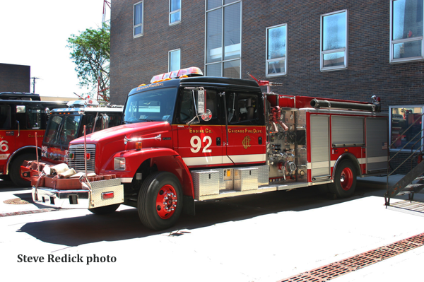 Chicago FD Engine 92