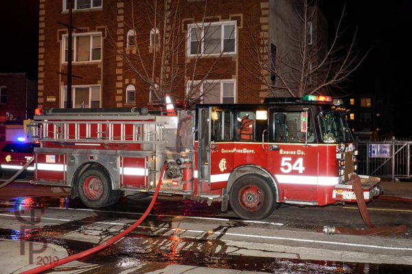 Chicago FD Engine 54