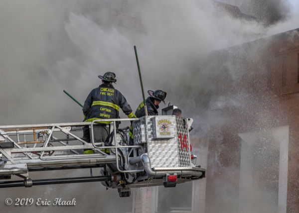 Chicago FD Tower Ladder 14