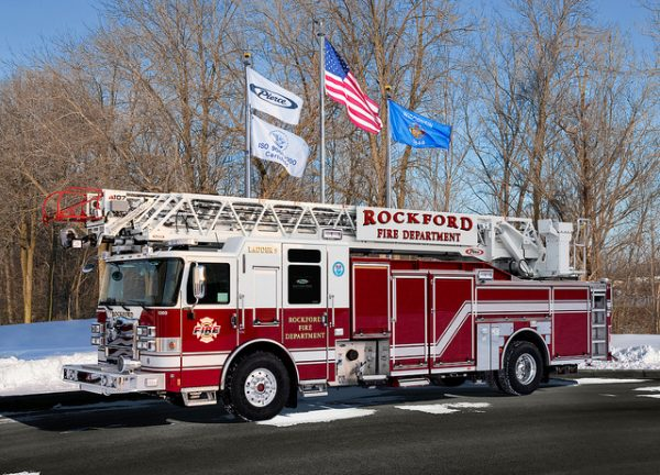 Pierce Rockford Fire Department, IL 32582-02