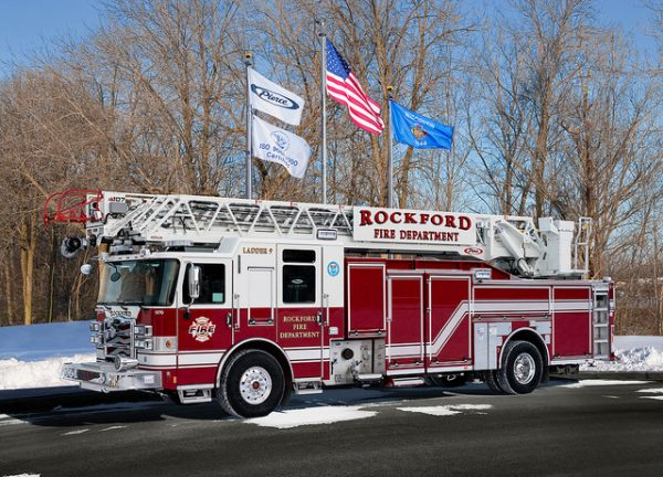 Pierce Rockford Fire Department, IL 32582-03