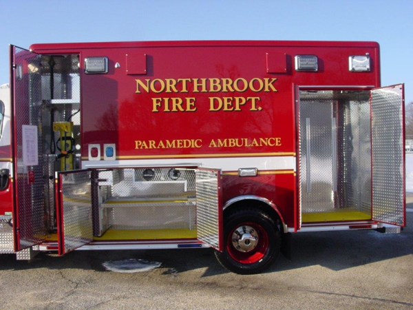 Northbrook FD Ambulance 10