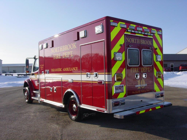 ambulance on Freightliner M2106 chassis « chicagoareafire com