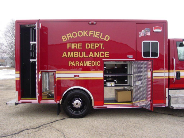 Brookfield FD Ambulance 2151