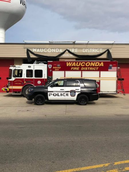 Wauconda Fire District station