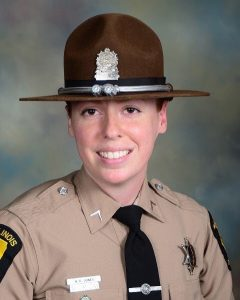 llinois State Police Trooper Brooke Jones-Story #5966