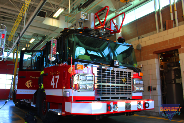 Chicago FD Truck 47