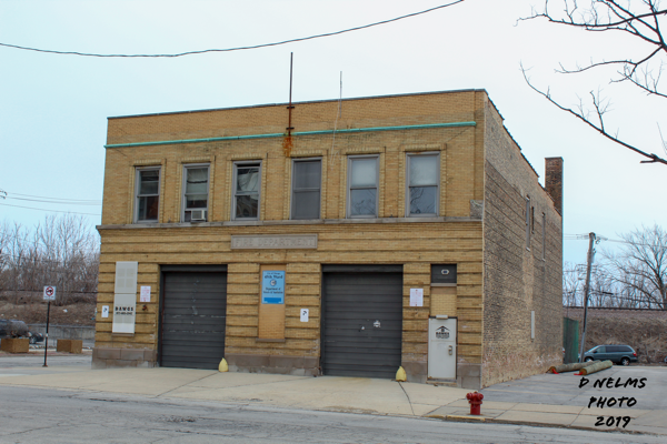 former Chicago firehouse