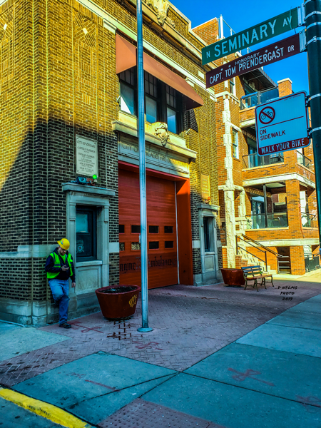 Chicago FD Engine 78 firehouse