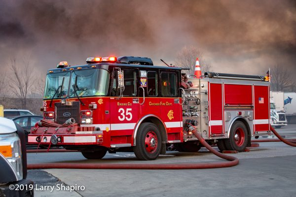 Chicago FD Engine 35