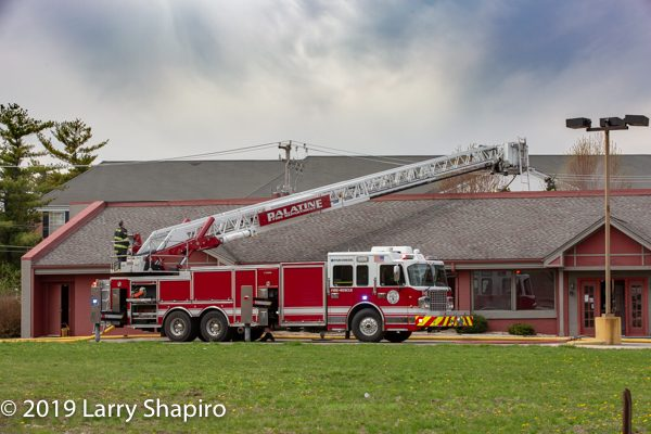 Palatine FD Tower 85
