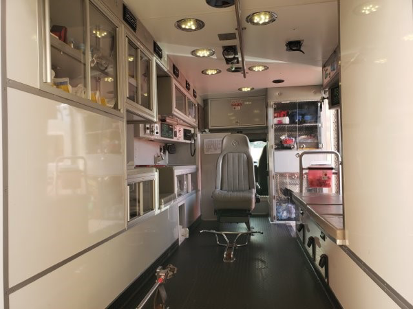 2009 Ford F-650/Horton Type I ambulance for sale