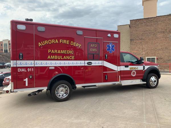 Aurora FD Medic 1