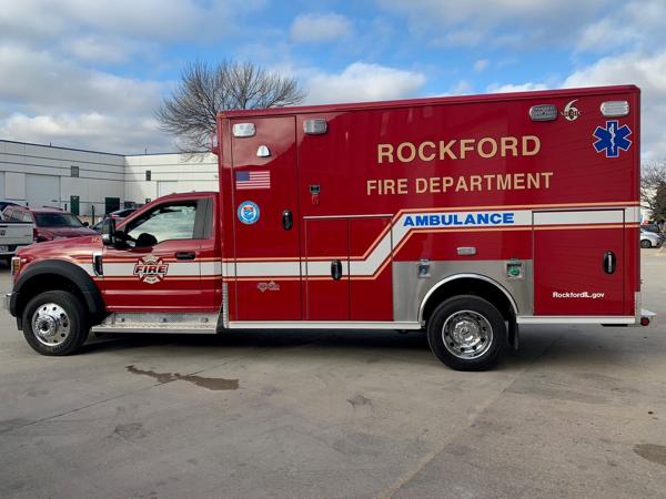 Rockford FD Medic 5