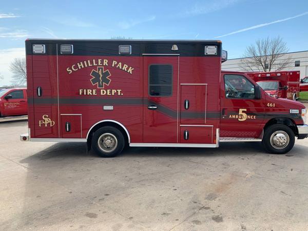 Schiller Park FD Ambulance 5