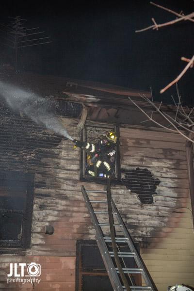 2-Alarm fire West Chicago