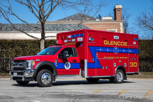 Glencoe Public Safety Ambulance 30