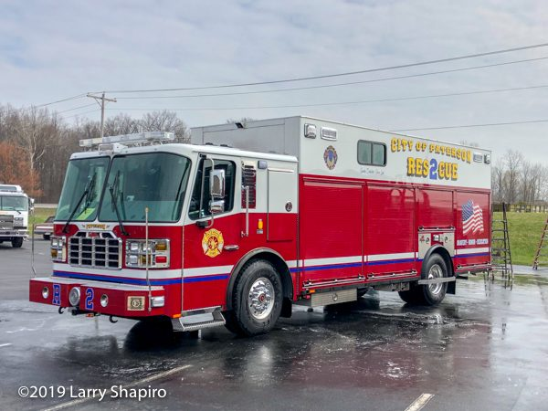 Patterson NJ FD heavy rescue