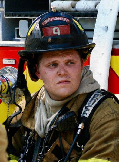 Des Plaines Firefighter Paul Miller