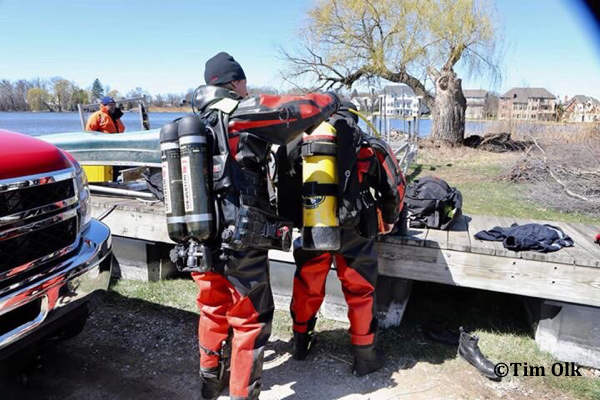 fire department divers