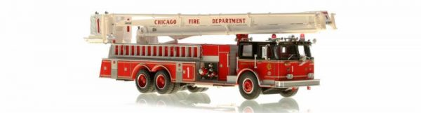 Chicago FD Snorkel 1 replica model