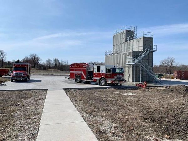 new training facility for the Streator Fire Department