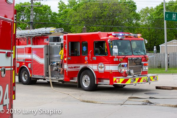 Wheeling FD Engine 23