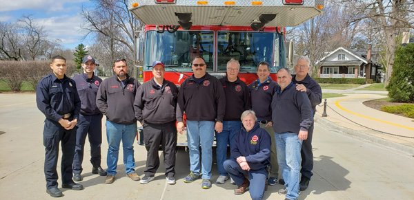 Stuart (IA) firefighters buy used fire truck