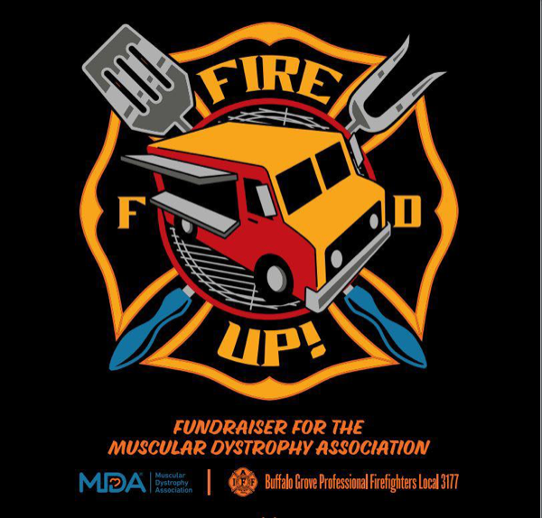 Buffalo Grove Firefighters and The Muscular Dystrophy Association are holding the First Annual Food Truck Fest.