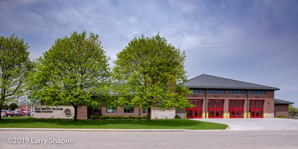 Elk Grove Village Fire Station 8