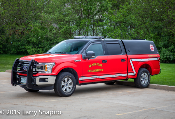Frankfort FPD Battalion 71 - 2018 Ford F150