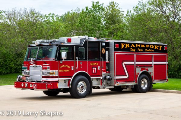Frankfort FPD Squad 71