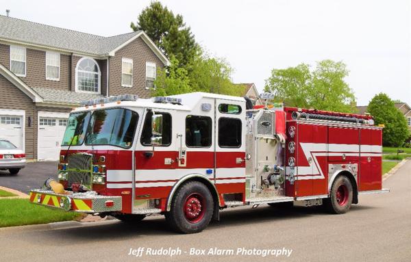 Gurnee FD Engine 1322