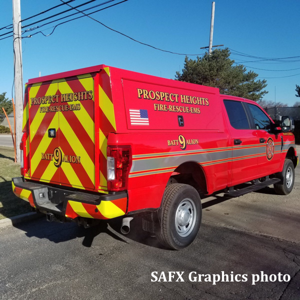 New unit for Prospect Heights Fire District Battalion 9