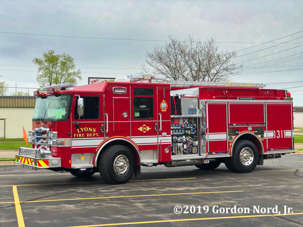 Lyons FD Engine 1311