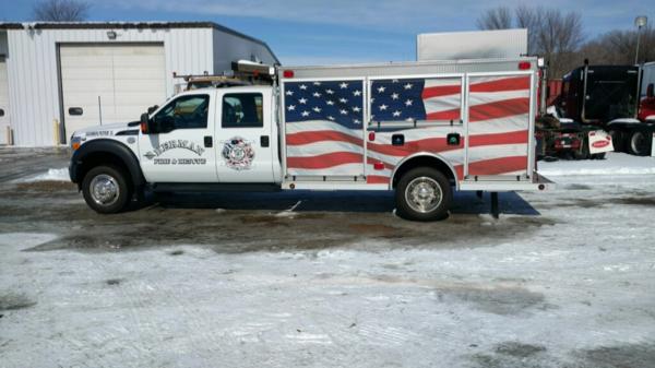 Herman Fire & Rescue Rescue 1