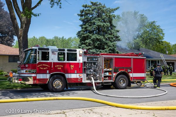Mount Prospect FD Engine 14