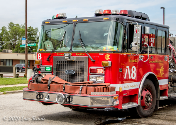 Chicago FD Engine 8