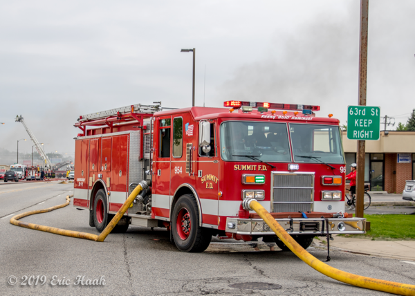 Summit FD Engine 954