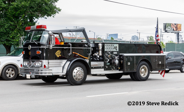 2019 Fire Muster and Flea Market in Chicago