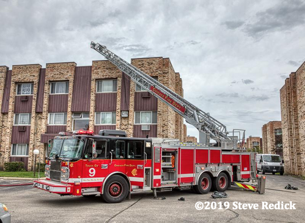 Chicago FD Truck 9