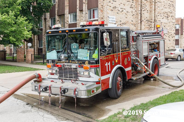 Chicago FD Engine 11