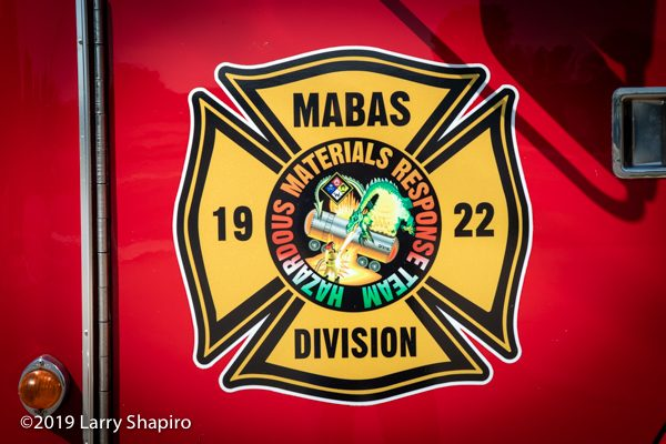 MABAS 19 & 22 Hazardous Materials Team